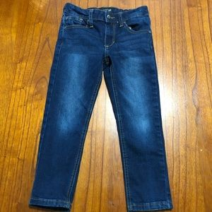 Joe's skinny jeans with adjustable waist